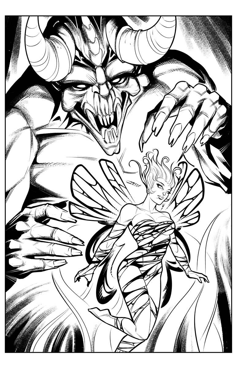 Illustrazione_Fantasy_Demone_e_Fata